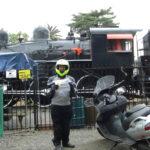 A real train engine @ Hart Park